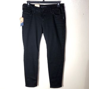 Silver Jeans Suki Ankle Skinny Perfectly Curvy